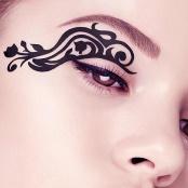 Eye Lace Tattoos
