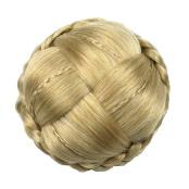Haarknot Triple Braid Ø12CM